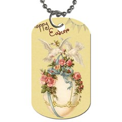 Easter 1225798 1280 Dog Tag (two Sides)