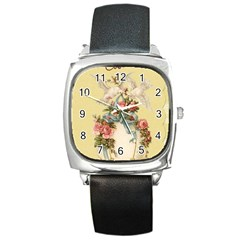 Easter 1225798 1280 Square Metal Watch