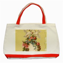 Easter 1225798 1280 Classic Tote Bag (red) by vintage2030