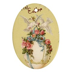 Easter 1225798 1280 Oval Ornament (two Sides)