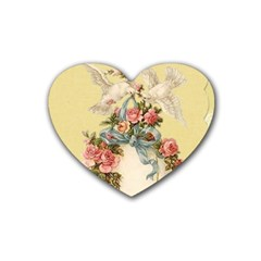Easter 1225798 1280 Heart Coaster (4 Pack)
