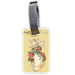 Easter 1225798 1280 Luggage Tags (one Side)