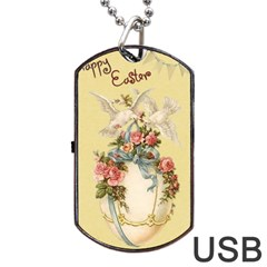 Easter 1225798 1280 Dog Tag Usb Flash (one Side)