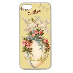 Easter 1225798 1280 Apple Seamless Iphone 5 Case (clear)