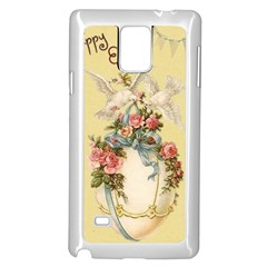 Easter 1225798 1280 Samsung Galaxy Note 4 Case (white)