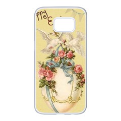 Easter 1225798 1280 Samsung Galaxy S7 Edge White Seamless Case