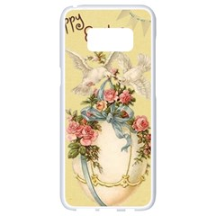 Easter 1225798 1280 Samsung Galaxy S8 White Seamless Case