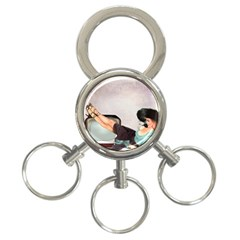 Vintage 1133810 1920 3 Ring Key Chains