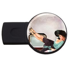 Vintage 1133810 1920 Usb Flash Drive Round (2 Gb)