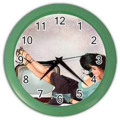 Vintage 1133810 1920 Color Wall Clock