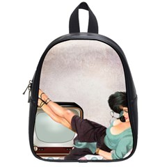 Vintage 1133810 1920 School Bag (small)