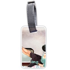 Vintage 1133810 1920 Luggage Tags (two Sides)