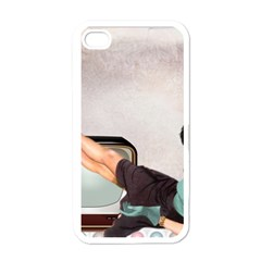 Vintage 1133810 1920 Apple Iphone 4 Case (white)