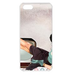 Vintage 1133810 1920 Apple Iphone 5 Seamless Case (white)