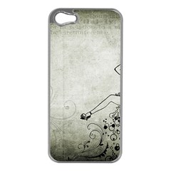 Grunge 1133693 1920 Apple Iphone 5 Case (silver) by vintage2030