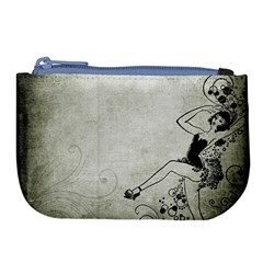 Grunge 1133693 1920 Large Coin Purse by vintage2030