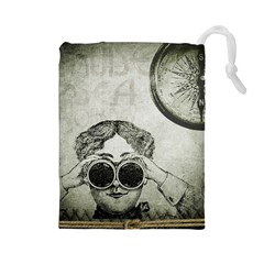 Vintage 1135015 1920 Drawstring Pouch (large) by vintage2030