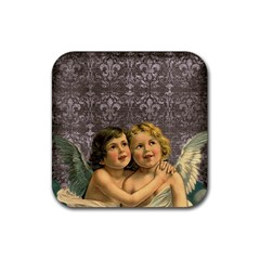 Vintage 1143398 1920 Rubber Coaster (square)  by vintage2030