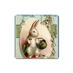 Easter 1225818 1280 Square Magnet by vintage2030