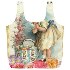 Easter 1225815 1280 Full Print Recycle Bag (xl) by vintage2030