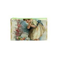 Easter 1225815 1280 Cosmetic Bag (xs) by vintage2030