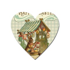 Easter 1225826 1280 Heart Magnet by vintage2030