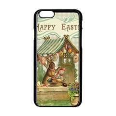 Easter 1225826 1280 Apple Iphone 6/6s Black Enamel Case by vintage2030