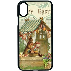 Easter 1225826 1280 Apple Iphone X Seamless Case (black) by vintage2030