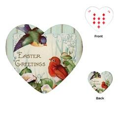 Easter 1225824 1280 Playing Cards (heart) by vintage2030