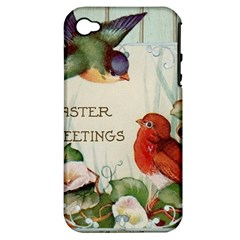 Easter 1225824 1280 Apple Iphone 4/4s Hardshell Case (pc+silicone) by vintage2030