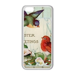 Easter 1225824 1280 Apple Iphone 5c Seamless Case (white) by vintage2030