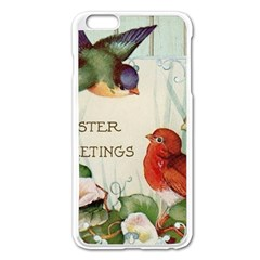 Easter 1225824 1280 Apple Iphone 6 Plus/6s Plus Enamel White Case by vintage2030