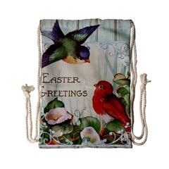 Easter 1225824 1280 Drawstring Bag (small) by vintage2030