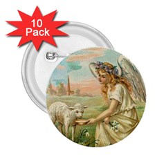 Easter 1225814 1280 2 25  Buttons (10 Pack)  by vintage2030