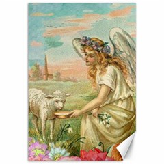 Easter 1225814 1280 Canvas 12  X 18  by vintage2030