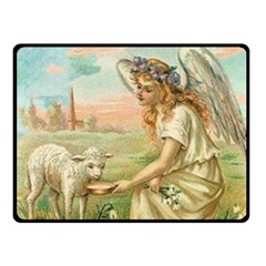Easter 1225814 1280 Fleece Blanket (small) by vintage2030