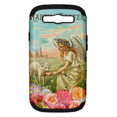 Easter 1225814 1280 Samsung Galaxy S Iii Hardshell Case (pc+silicone) by vintage2030