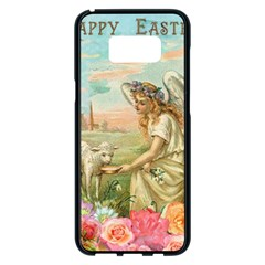 Easter 1225814 1280 Samsung Galaxy S8 Plus Black Seamless Case