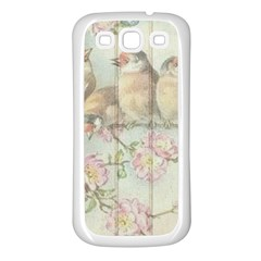 Vintage 1225885 1920 Samsung Galaxy S3 Back Case (white)