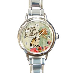 Easter 1225805 1280 Round Italian Charm Watch
