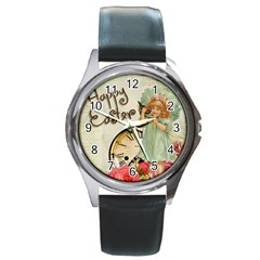 Easter 1225805 1280 Round Metal Watch