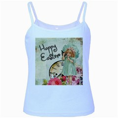 Easter 1225805 1280 Baby Blue Spaghetti Tank