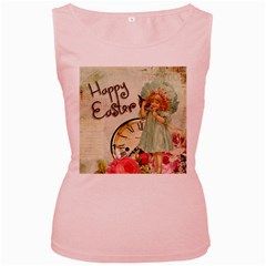 Easter 1225805 1280 Women s Pink Tank Top