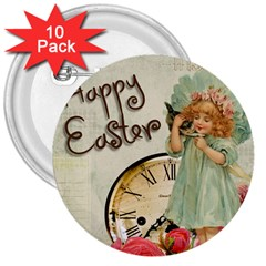 Easter 1225805 1280 3  Buttons (10 Pack)