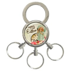 Easter 1225805 1280 3 Ring Key Chains