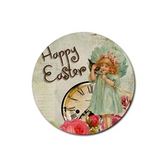 Easter 1225805 1280 Rubber Coaster (round)