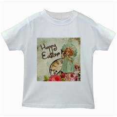 Easter 1225805 1280 Kids White T Shirts