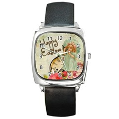 Easter 1225805 1280 Square Metal Watch