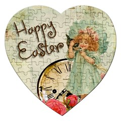 Easter 1225805 1280 Jigsaw Puzzle (heart)