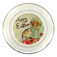 Easter 1225805 1280 Porcelain Plates by vintage2030